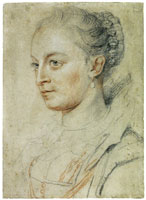 Peter Paul Rubens Portrait of a Member of the Fourment Family