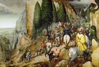 Pieter Bruegel the Elder Conversion of St. Paul