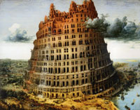 Pieter Bruegel the Elder Tower of Babel