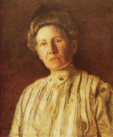 Thomas Eakins Mrs. Louis Husson