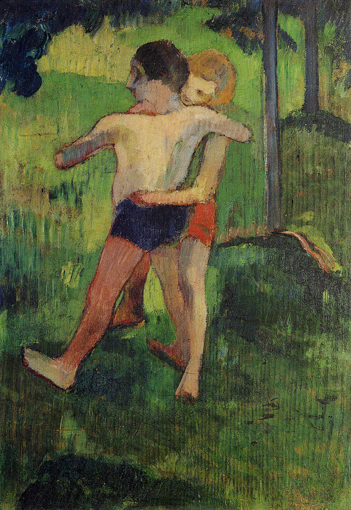 Gauguin the loss of virginity girls getting
