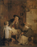 David Wilkie The Jew's Harp