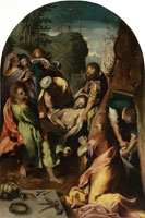 Follower of Federico Barocci The Entombment of Christ