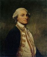 George Romney Admiral Sir Chaloner Ogle