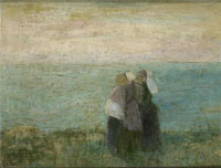 Jan Toorop Women near the Sea