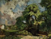 John Constable Stoke-by-Nayland