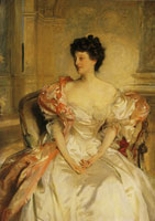 John Singer Sargent Cora, Countess of Strafford