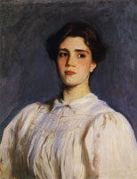 John Singer Sargent Sally Fairchild