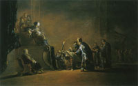Leonaert Bramer - King Herod Questioning the Scribes about the Birthplace of Christ
