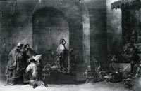 Leonaert Bramer Solomon Praying in the Temple