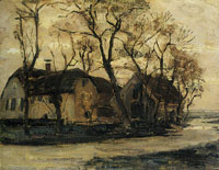 Piet Mondriaan Farm at Duivendrecht