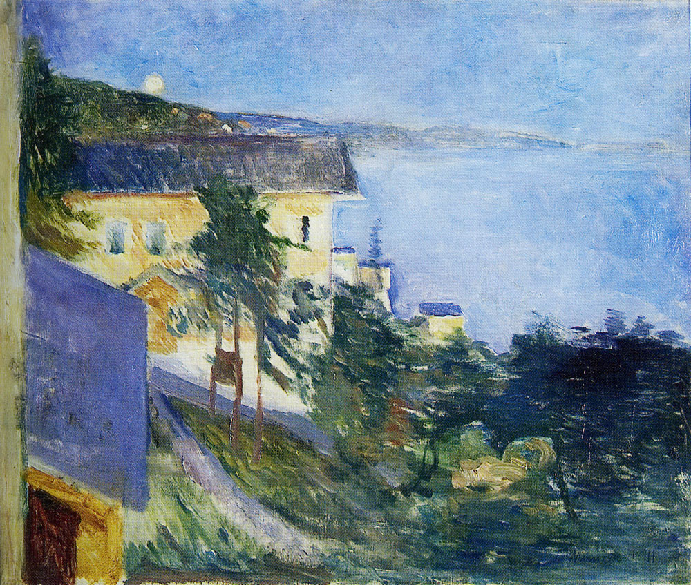Edvard Munch - From Nordstrand