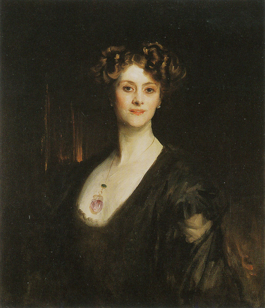 John Singer Sargent - The Duchess of Sutherland