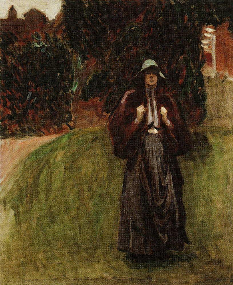 John Singer Sargent - Clementina Anstruther-Thomson