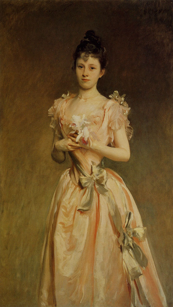 John Singer Sargent - Grace Woodhouse