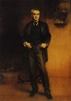 John Singer Sargent Edwin Booth