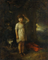 Thomas Gainsborough A Boy with a Cat - Morning