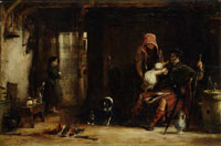 David Wilkie The Highland Family