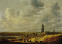 Jan van Goyen View on Rhenen
