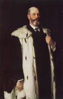 John Singer Sargent Sir David Richmond
