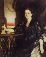 John Singer Sargent Mrs Peter Chardon Brooks