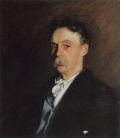 John Singer Sargent Peter Chardon Brooks