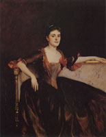 John Singer Sargent Mrs Thomas Lincoln Manson Jr