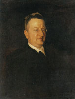 John Singer Sargent Dr William Smoult Playfair