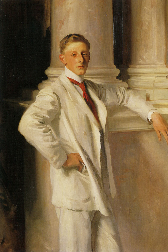 John Singer Sargent - The Earl of Dalhousie