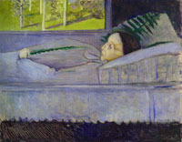 Edvard Munch Death and Spring
