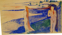 Edvard Munch Separation
