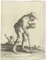 Pieter Quast - Beggars and Peasants: 10