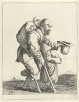 Pieter Quast - Beggars and Peasants: 15