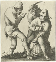 Pieter Quast - Beggars and Peasants: 16