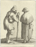 Pieter Quast - Beggars and Peasants: 18