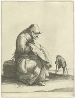Pieter Quast - Beggars and Peasants: 19