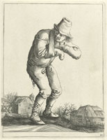 Pieter Quast - Beggars and Peasants: 20