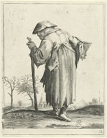 Pieter Quast - Beggars and Peasants: 22