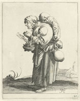 Pieter Quast - Beggars and Peasants: 23