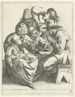 Pieter Quast - Beggars and Peasants: 26