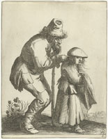 Pieter Quast - Beggars and Peasants: 3