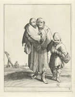 Pieter Quast - Beggars and Peasants: 4