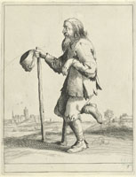 Pieter Quast - Beggars and Peasants: 5