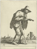 Pieter Quast - Beggars and Peasants: 6