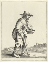 Pieter Quast - Beggars and Peasants: 8