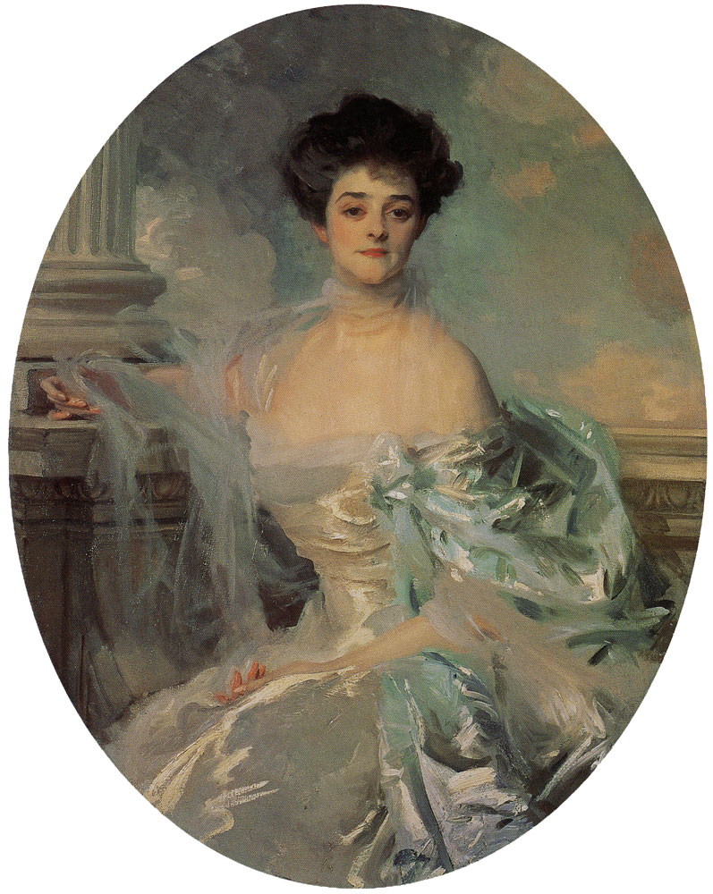 John Singer Sargent - The Countess of Essex
