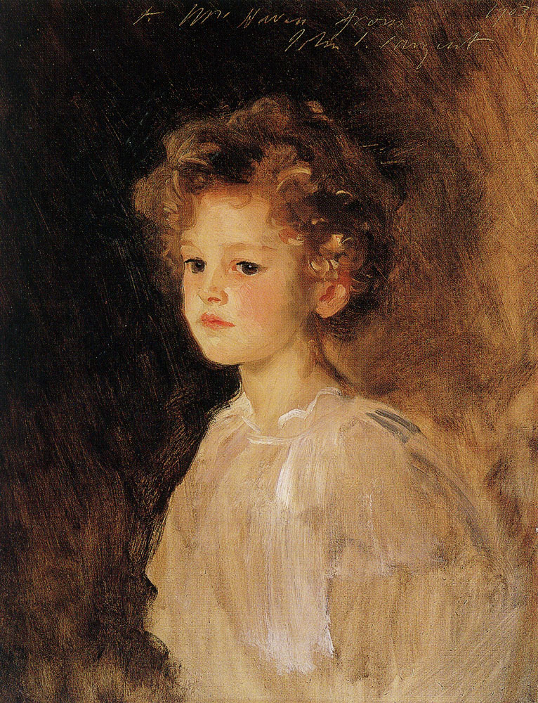 John Singer Sargent - Kate Haven