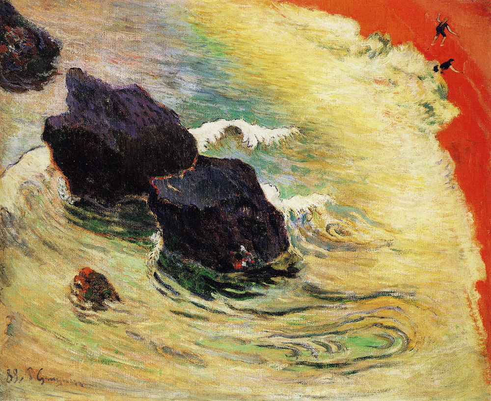 Paul Gauguin - Wave