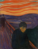 Edvard Munch Despair