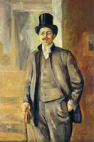 Edvard Munch Karl Dørnberger